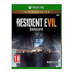 Resident Evil 7 Gold Edition Xbox One pre order £30 @ Tesco Direct Free p+p