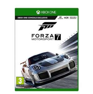 Forza Motorsport 7 (Xbox One) £30.85 @ Base
