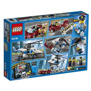 Lego 60138  High Speed Chase - £14.53 Amazon Prime only