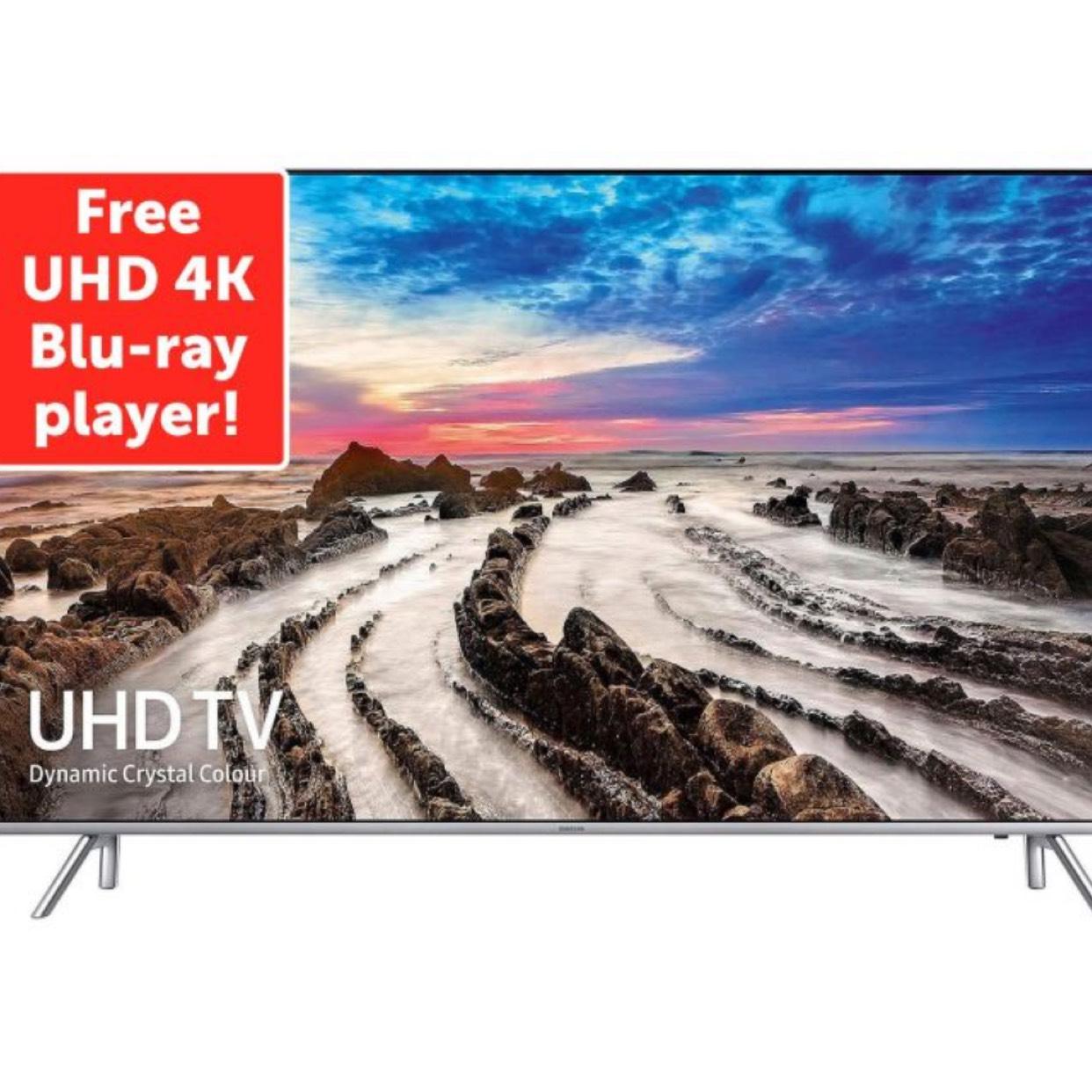 SAMSUNG 55um7000 UHD 4K HDR 1000 LED TV - £919 at  Richer Sounds