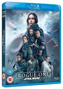 Star Wars Rogue One - Blu-ray £8 with code @ Tesco Direct (free delivery/c+c)