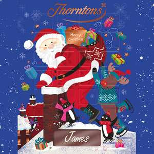Free Thorntons advent calendar with O2 priority