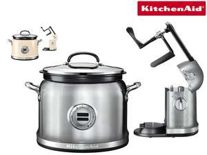 KitchenAid Multicooker £179.95  + £9.95 shipping at at iBood