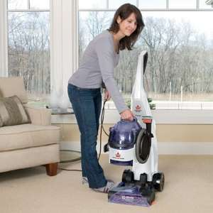BISSELL Cleanview Lift-Off Carpet Cleaner - White 50% off @ amazon £199.99