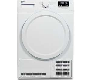 BEKO DCX83100W Condenser Tumble Dryer - £199.00 @ Currys