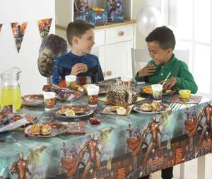Marvel Avengers Party Pack for 16 Guests £6.99 Del @ Argos Ebay