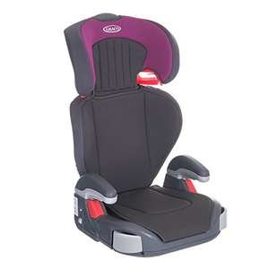 Graco Junior Maxi Lightweight Highback Booster Car Seat, Group 2/3, Royal Plum @ Amazon £23.98