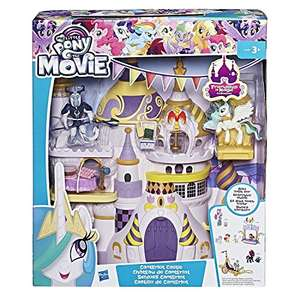 MY LITTLE PONY Friendship is Magic Collection Canterlot Castle Playset £16.34 (Prime) / £21.09 (non Prime)