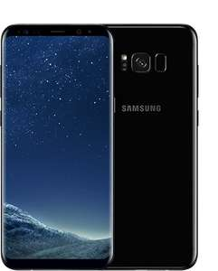 Samsung Galaxy S8 64GB Dual Sim UNLOCKED - Midnight Black £466.47 with discount code + 2.1% poss TCB @ Toby Deals