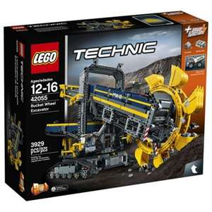 Lego technic bucket wheel excavator 42055 - £116 at Tesco