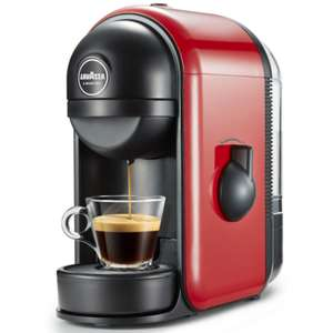 Edit 10/11 - now £25.49 with code - Lavazza Minù Pod Coffee Machine – Red Or White - £29.99 @ Robert Dyas
