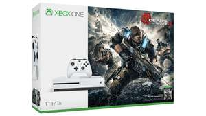 Xbox One S 1TB Gears of War 4 Console Bundle  or Forza Horizon 3 1TB Bundle + Call of Duty WW2 Tesco Direct