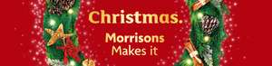 Morrisons Christmas & New Year Voucher Topup