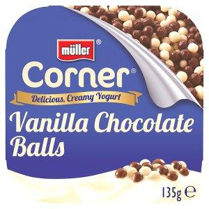 Muller Single Yogurts 10 for £3 @ Iceland
