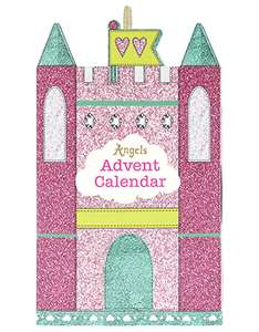 Kids Magic Castle Jewellery 24 door Advent Calendar was £10 now £7 C+C @ accessorize