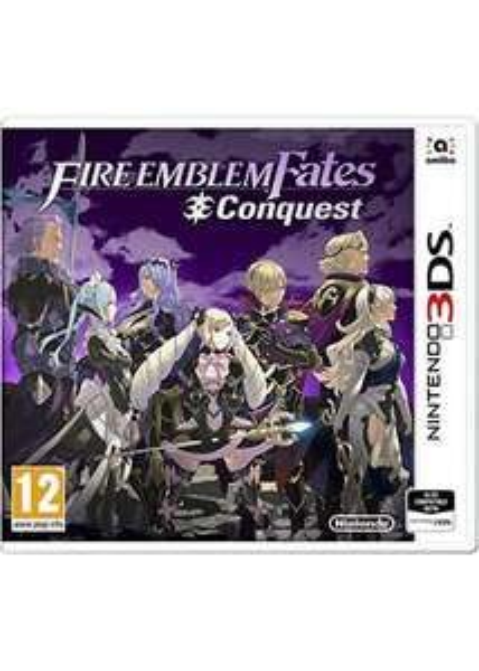 Fire Emblem Fates: Conquest on Nintendo 3ds £19.85  at Base.com
