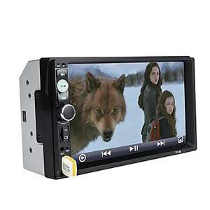7 Inch Bluetooth V2.0 Car Audio MP5 Player with Rear View Camera Kit £36.18 Delivered @ LITB