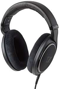 Sennheiser HD 598SR Over-Ear Headphone with Smart Remote - Black £89.21 @ Amazon