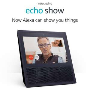£100 off New Amazon Echo Show when you buy 2 - £299.98 (for 2)