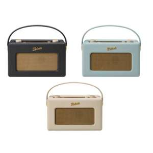 Roberts Revival iStream2 [DAB/DAB+/FM RDS] in Black / Green / Cream £139.99 Delivered £104 @ Co-op electrical  (Members offer)