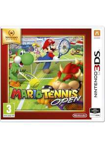 Mario Tennis open for the 3ds/2ds £10.99 @ Base free p+p.