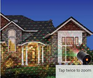 Wisely Holiday Laser Light Projectors - 2 Pack - £49.99 @ Costco (Free delivery)