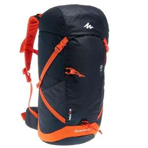 Great hiking 30 litre  backpack wow bargain £7.99 @ decathlon in Sheffield store not sure if national deal