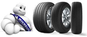 Costco - Michelin Tyres £60 inc VAT (£50 ex VAT) off a set of 4