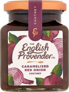 The English Provender Co Sweet Tomato & Chilli Chutney (325g) was £1.90 now £1.15 @ Morrisons