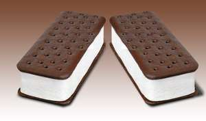 Walls ice cream sandwiches loose 10 for a £1 Jack Fultons Wakefield