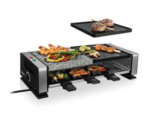 Silvercrest Kitchen Tools Raclette Grill @ Lidl for £24.99