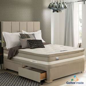 Silentnight Geltex 1850 Divan Bed Set - King Size £799.00 at Costco.