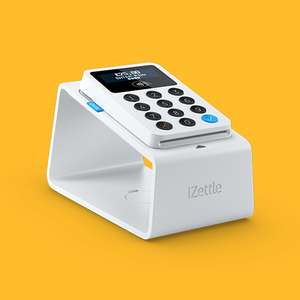 izettle for £19 + VAT