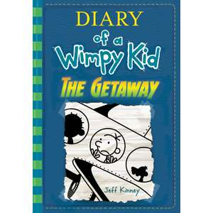 Diary of a Wimpy Kid: The Getaway (book 12) £5 (save £7.99) @ Tesco