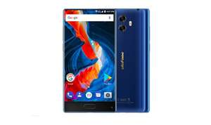 "Ulefone Mix 4G Phablet, Blue Or Black, Android 7.0, 5.5"" Gorilla Glass 3, 3300mAh Battery, MicroSD, MTK6750T OctaCore 1.5GHz, 4GB/64GB, 13MP Sony IMX258 Camera, Fingerprint Unlock, £98.66 @ Gearbest Flash Deal"