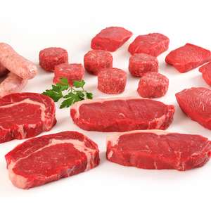 Steak Selection Box £29 delivered @ Donald Russell