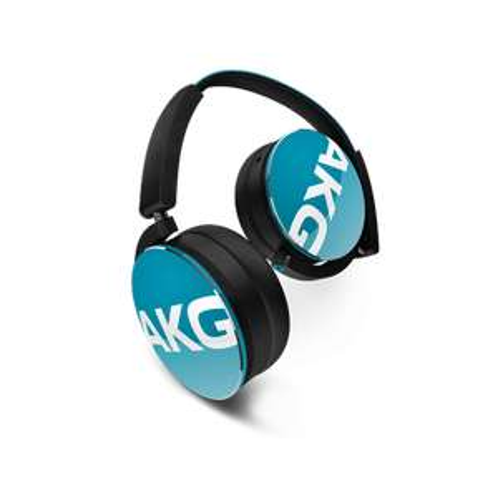 AKG Y50 (refurbished) blue/yellow £39.99 @ AKG UK