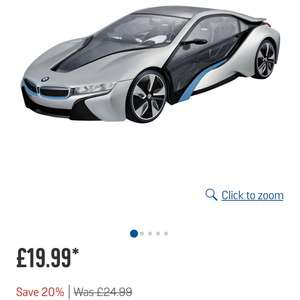 Rastar BMW Remote Controlled Car Assortment £19.99 - Argos