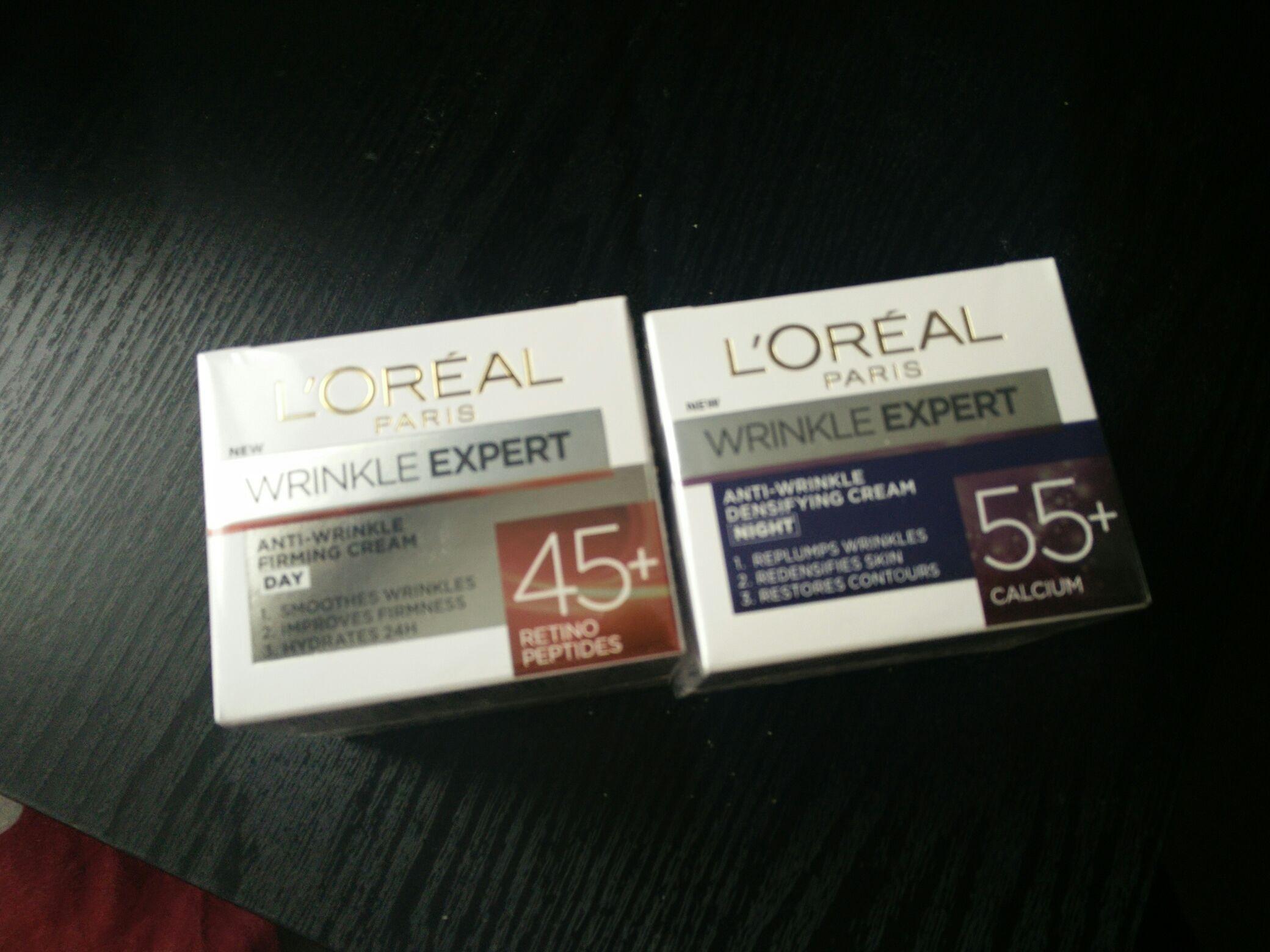 L'oreal Wrinkle Expert - £5 instore @ ASDA (Romford)