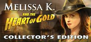 Free Steam key from IndieGala Melissa K. and the Heart of Gold Collector's Edition