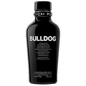 Buy 6 bottles of Bulldog gin  for 57.56 Inc delivery. Works out at £9.53 per bottle @ Amazon