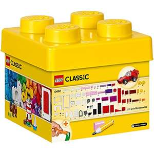 LEGO Classic 10692 LEGO Creative Bricks £9.44 prime / £13.43 non prime @ amazon (seems to be £12.99 everywhere else)