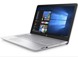 HP Pavilion 15-cc109na Laptop (i5-8250U, 128GB SSD, 1TB HDD, Full HD) + free printer & 3 years care pack - £649 @ HP