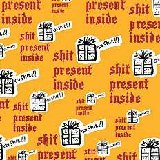60% off Rudewrappings.co.uk £1.18 for rude / funny wrapping paper p&p (£2.00)