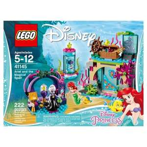 "LEGO 41145 ""Ariel and The Magical Spell"" £18.16 (RRP £24.99 27% saving) from Amazon. Free delivery with prime or a £20 spend / + £3.99 non Prime"