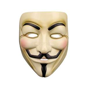 Guy Fawkes Mask - 15p @ Zapals