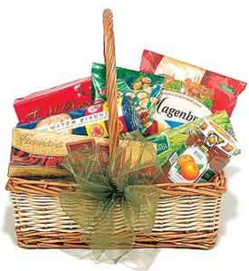 Make your own christmas hamper baskets ribbons tissue gift make your own christmas hamper baskets ribbons tissue gift wrap plus 20 off code in op the works hotukdeals solutioingenieria Choice Image