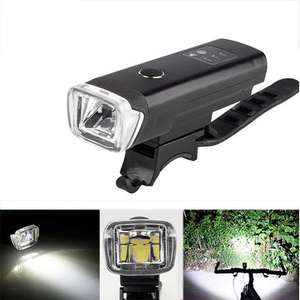 XANES SFL03 600LM XPG LED German Standard Smart Induction Bicycle Light - £5.15 @ BangGood