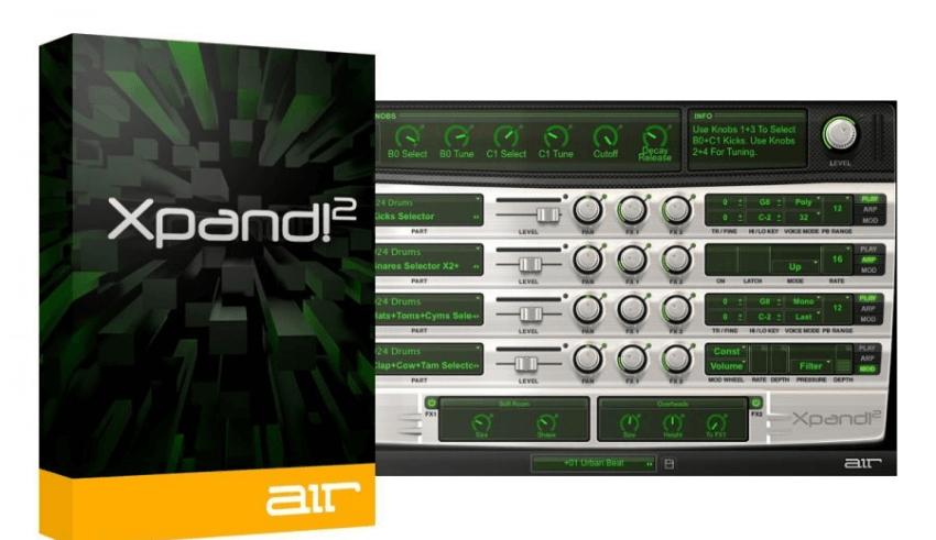 Free Xpand!2 VSTI Rompler 2500 Preset Sounds @ dontcrack