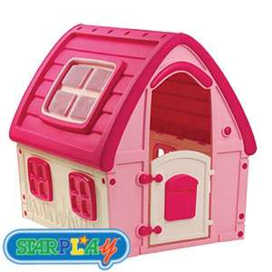 Home Bargains pink outdoor fairy play house £69.99 and free delivery
